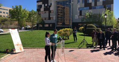 El Instituto San José acoge el acto del Día de la Libertad de Prensa organizado por la APC