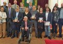 Éxito de los I Premios Periodismo Local de la Asociación de Prensa de Cuenca
