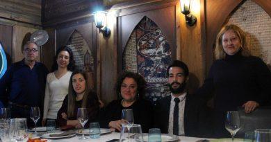 Leo Cortijo, ganador del II Premio de Periodismo de la Asociación de la Prensa de Cuenca