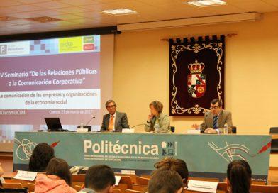 La APC colabora con el V Seminario sobre Comunicación Corporativa de la Facultad de Periodismo