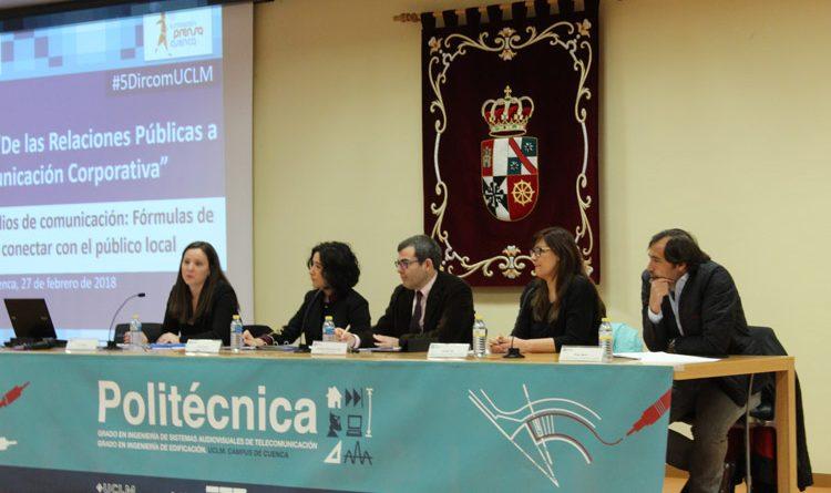 La APC colabora con la Facultad de Periodismo de la UCLM en la organización de un seminario de comunicación corporativa