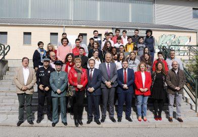 La Asociación de la Prensa de Cuenca celebra el Día de la Libertad de Prensa con los alumnos del Instituto San José