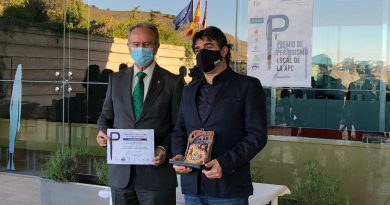 VÍDEO – Entrega V Premios de Periodismo Local